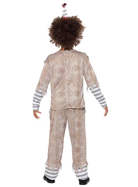 Disfraz de payasito vintage para niño