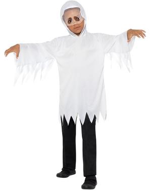 Spøgelses kostume til drenge