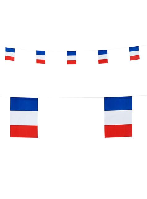 Banderines de Francia