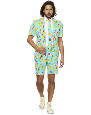 Eis Print Anzug - Opposuits (Sommer Kollektion)