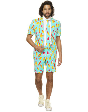 Costume Motif glaces - Opposuits (Collection été)