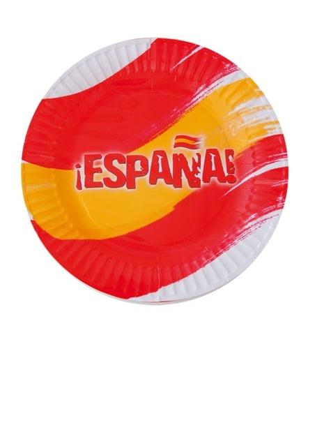 Platos de España