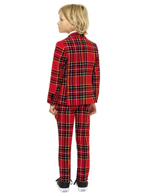 Traje The Lumberjack Opposuit para niño