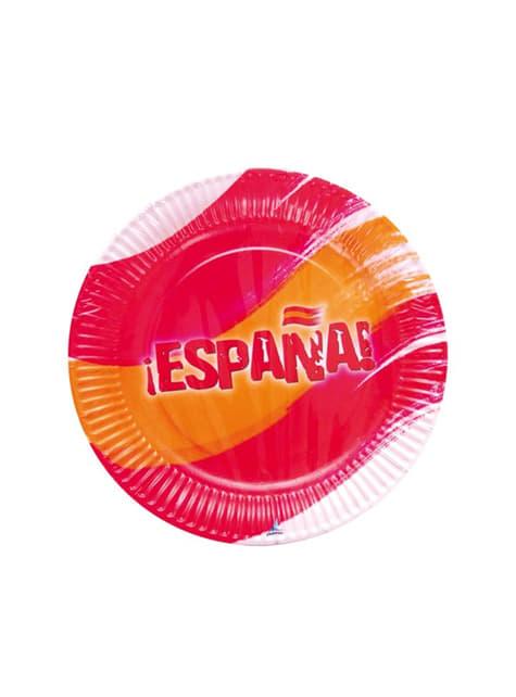 Platos de España - para tus fiestas