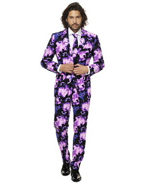 Costume Motif galaxie - Opposuits