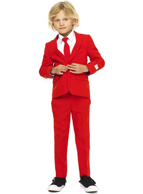 Traje Red Devil Opposuit para niño