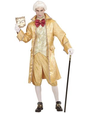 Pánsky kostým benátsky gentleman