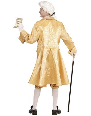 男性のためのヴェネツィアの紳士コスチューム