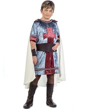 Mittelalterlicher Krieger Diago Kostüm für Jungen