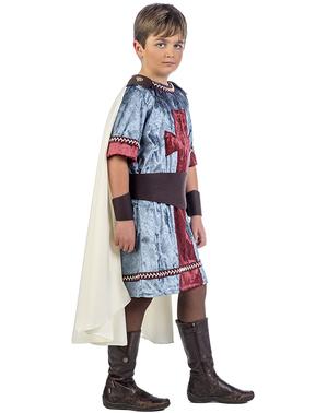 Costum de războinic medieval Diago pentru băiat