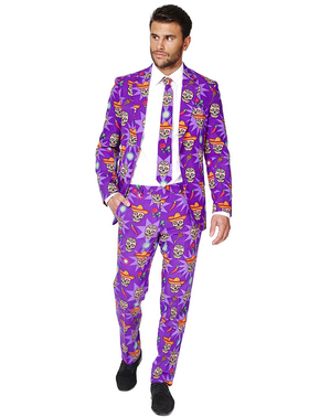 Mexican Day of the Dead Suit - Opposuits