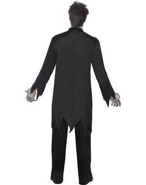 Zombie Priest Adult Costume