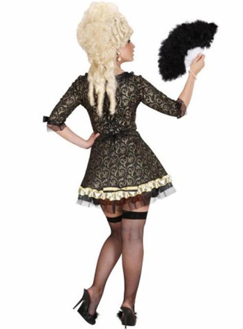 Μπαρόκ βενετσιάνικο Lady Κοστούμια