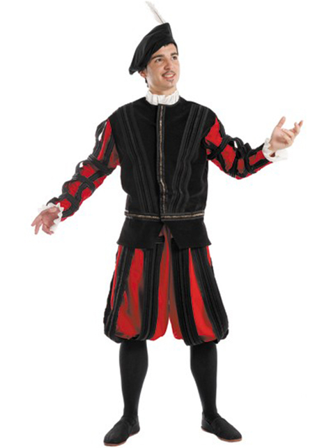 Disfraz de Don Juan Tenorio