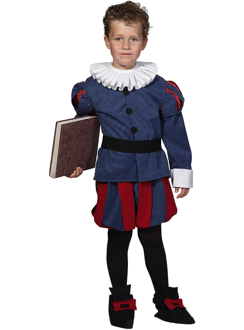 Cervantes Kids Costume