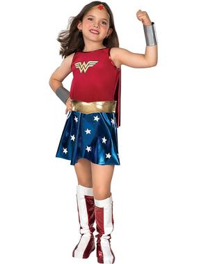 Wonder Woman kostuum voor kind
