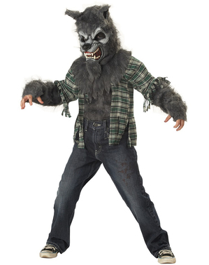 Costum de Vârcolac pentru băiat