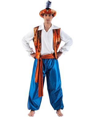 Costum arab tuareg pentru bărbați