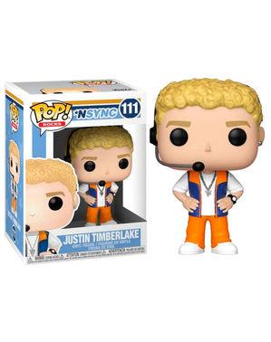Funko POP! Justin Timberlake - NSYNC