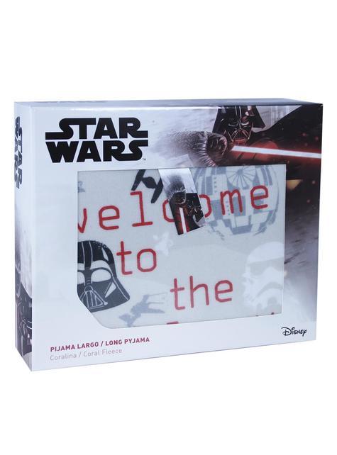 Darth Vader Pyjamas for Adults - Star Wars