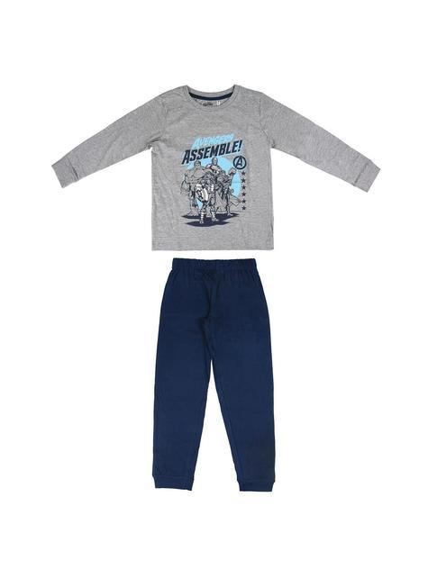 Pijama Los Vengadores azul para niño - Marvel