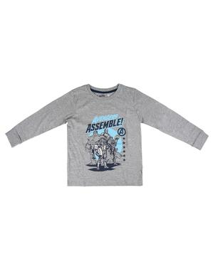 Avengers pyjamas för pojke blå - Marvel