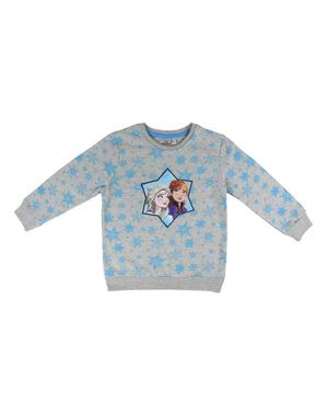 sweatshirt frozen disney weiß
