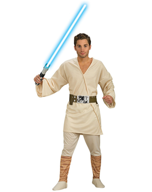 Luke Skywalker, aikuisten asu