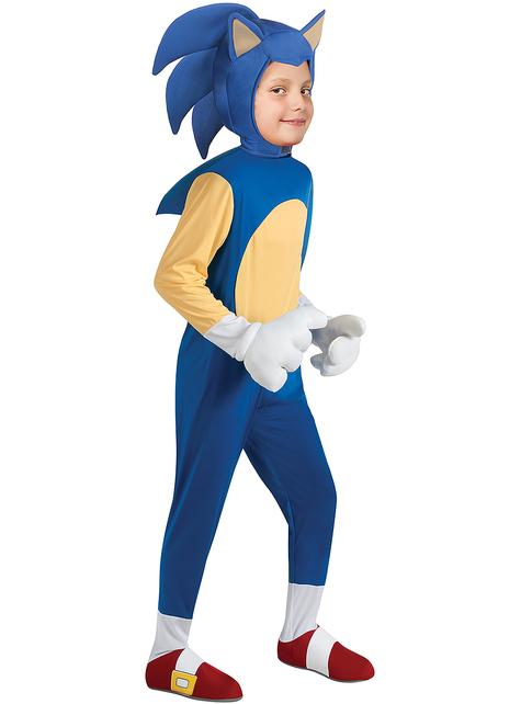 Розкішний костюм Соніка для хлопців