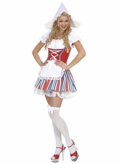 Holland női ruha