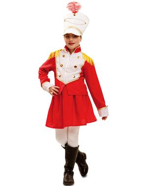 תלבושות Majorette של הילדה