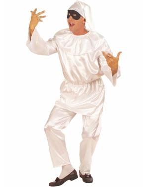 Costum de arlechin dansator pentru bărbat
