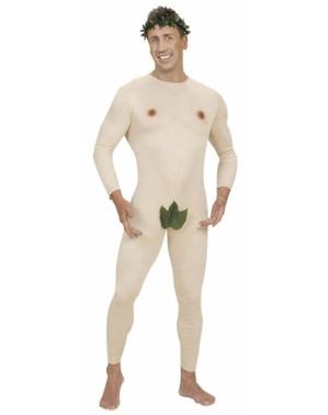 Pánský kostým Adam v ráji