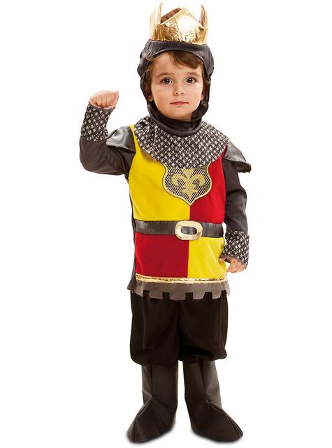 Boy's Battle King Costume