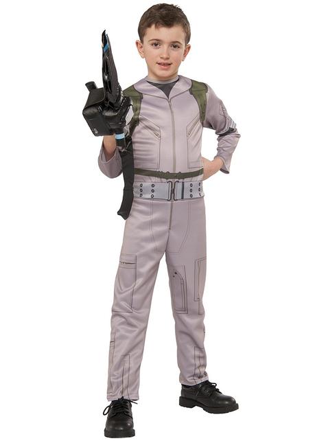 Disfraz de cazafantasmas infantil