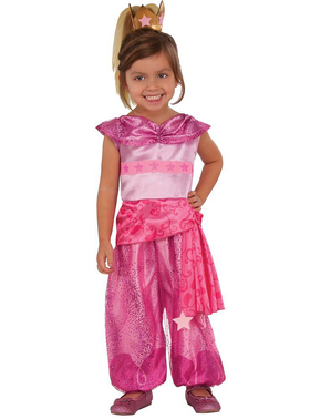 Costume Leah Shimmer and Shine per bambina