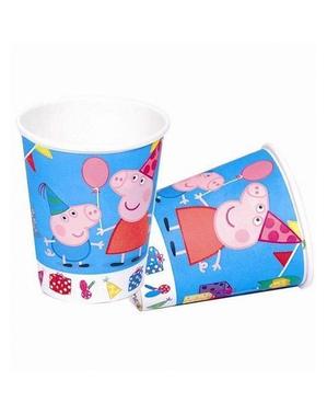 Lot de gobelets Peppa Pig