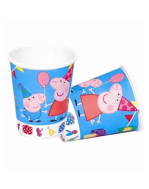 Peppa Wutz Becher Set