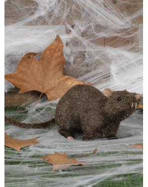 Rat décoratif 25 cm