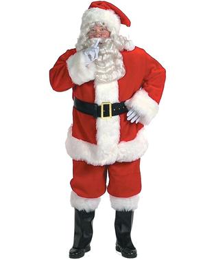 Costume Babbo Natale professionale