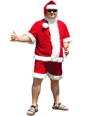 Zomers Kerstman kostuum