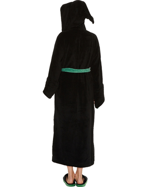 Albornoz polar de Slytherin para mujer - Harry Potter