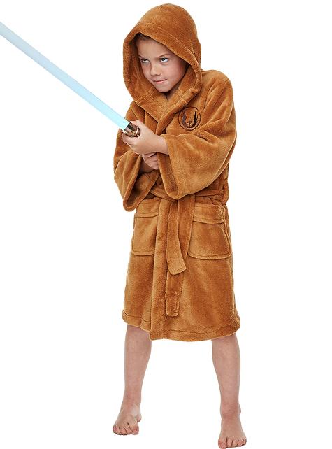 Szlafrok Jedi dziecięcy - Gwiezdne Wojny