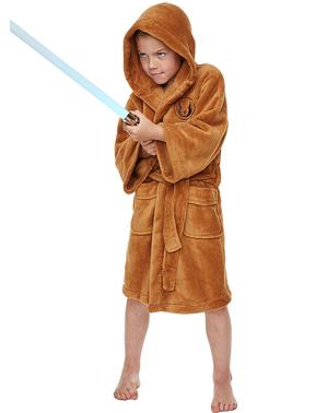 Jedi jubah mandi untuk kanak-kanak lelaki - Star Wars