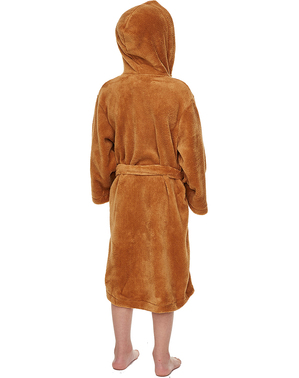 Jedi bathrobe for boys - Star Wars