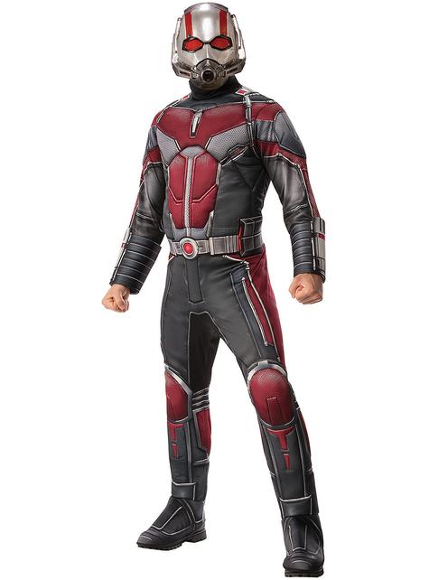 Deluxe Ant Man kostuum voor mannen - Ant Man the Wasp