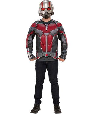 Ant Man kostuum voor mannen - Ant Man and the Wasp