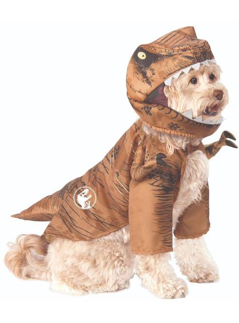 Disfraz de Tiranosaurio Rex para perro - Jurassic World