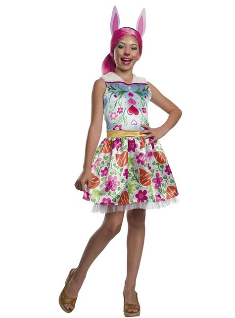 Strój Bree Bunny dla dziewczynek - Enchantimals