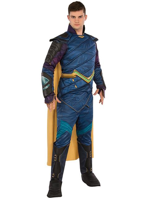 Deluxe Loki kostume til mænd - Thor Ragnarok